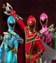 Power Rangers: Mystic Training